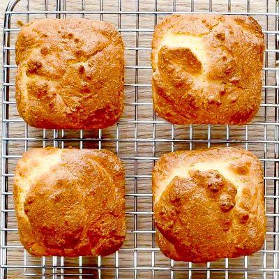 Keto Dinner Rolls Recipe – Soft and Fluffy
