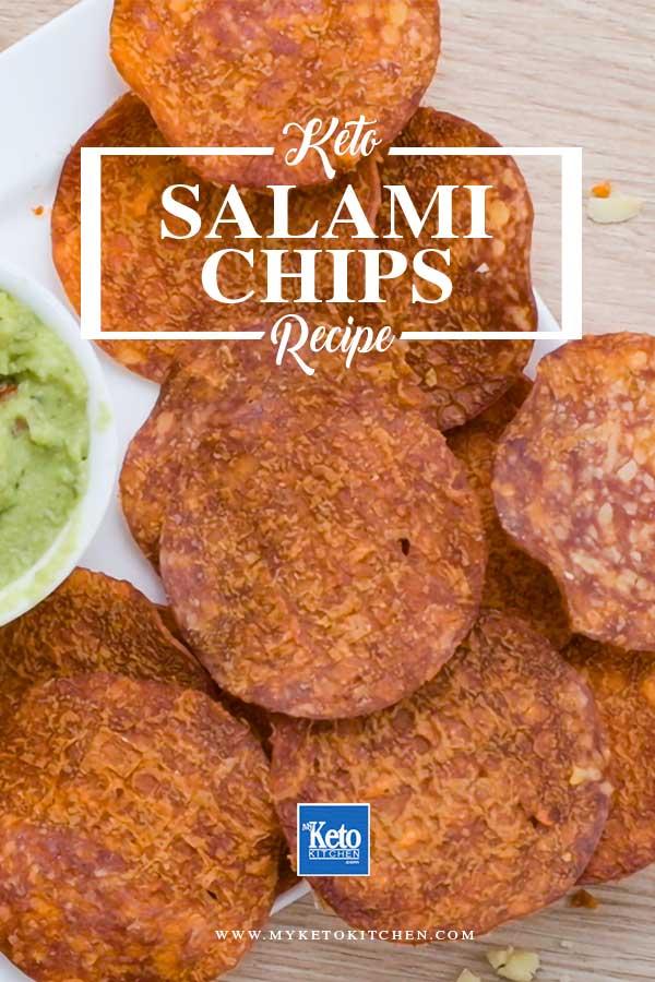 Keto Salami Chips Recipe Dehydrator