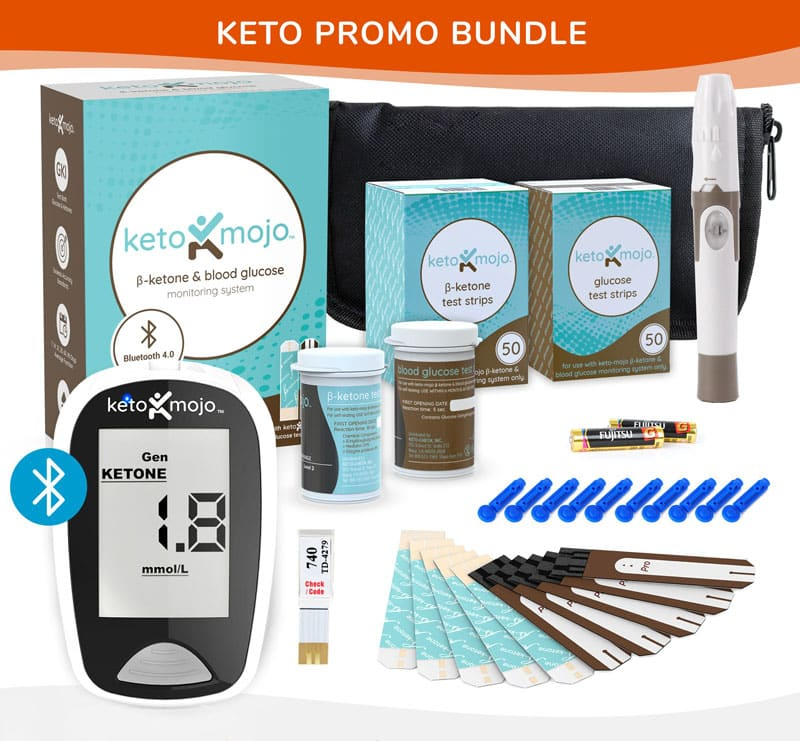 Best Ketone Meters Review 2020 Monitor Ketosis Blood Glucose Levels