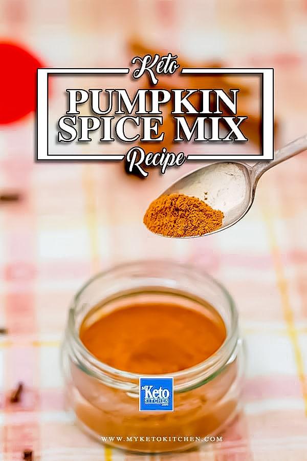 Tasty Pumpkin Spice Blend
