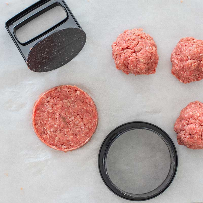 Big Keto Burger Ingredients - classic burger recipe
