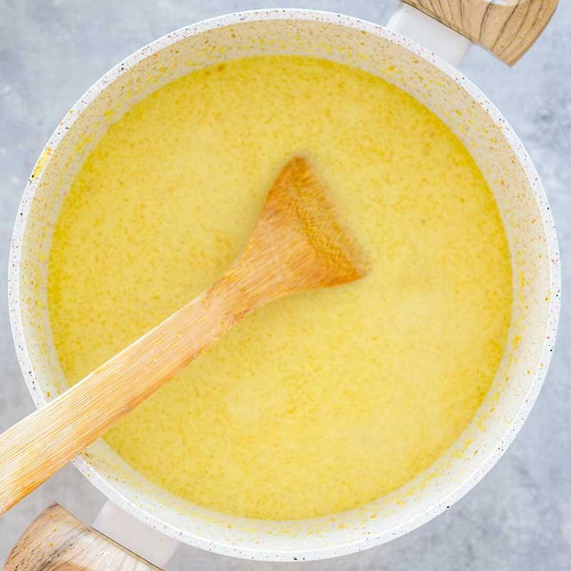Keto Chicken Laksa Ingredients - delicious asian soup recipe