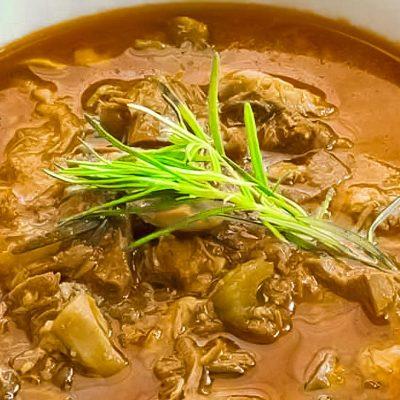 Lamb Stew Recipe – Tender & Tasty, Just Falls Off The Bone