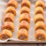 How to make Keto Sausage Rolls