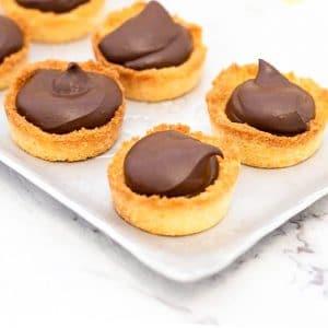 Keto Cookie Cups Recipe