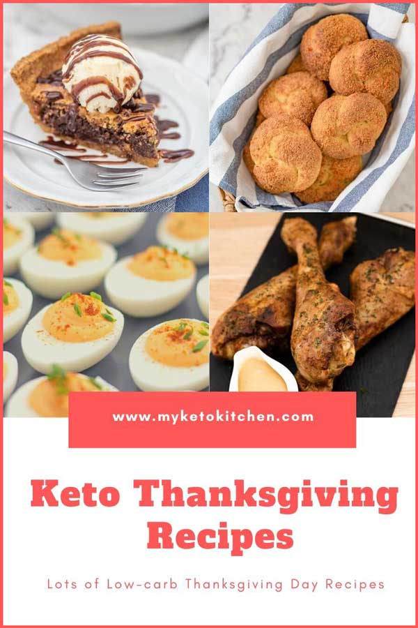 Keto Thanksgiving Day Recipe List