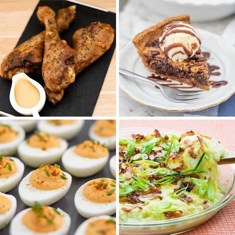 Keto Thanksgiving Day Recipes
