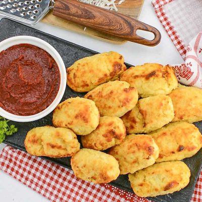 Keto Cauliflower Tots Recipe – Super Easy Side Dish