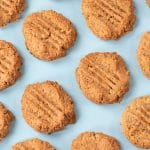 Keto Peanut Butter Cookies Recipe