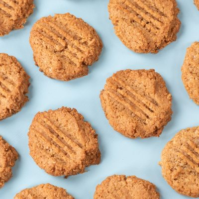 Keto Peanut Butter Cookies Recipe – Low-Carb, Easy, Crunchy & Delicious