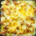 keto cauliflower bake recipe