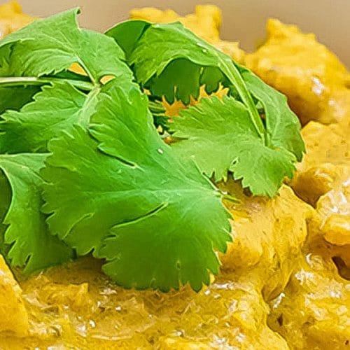 Keto Chicken Curry Recipe Easy