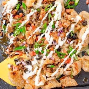 Best Keto Sheet Pan Nachos Recipe