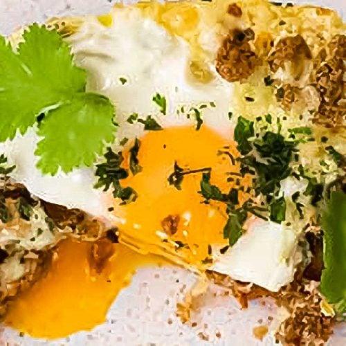 Keto Carnivore Baked Eggs