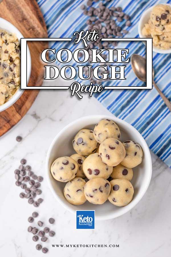 Easy Keto Cookie Dough