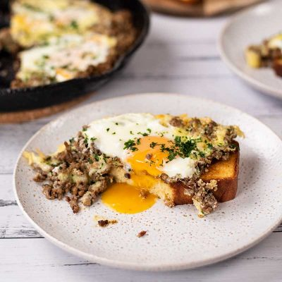 Keto Carnivore Baked Eggs – Quick & Easy Low Carb Recipe