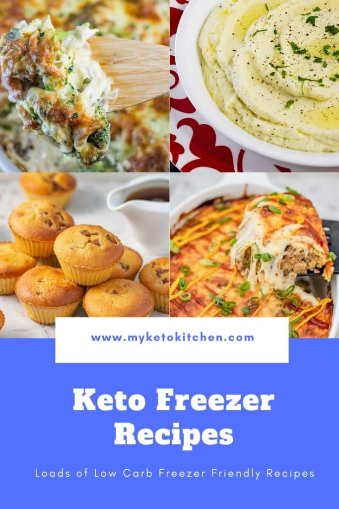 Keto Freezer Recipes