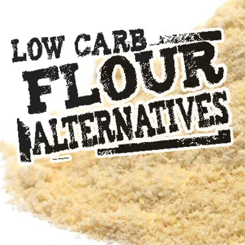Low-Carb Flour Substitutes