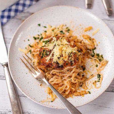 Keto Bolognese Casserole Recipe – Easy Low Carb Pasta Bake