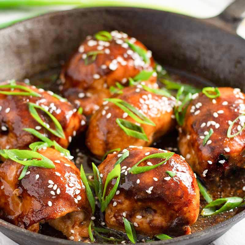 How to Make Keto Teriyaki Chicken
