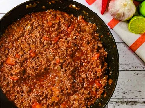 The Best Keto Chilli Con Carne Recipe Low Carb No Beans