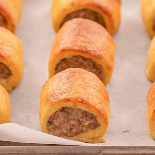 Best Keto Sausage Rolls