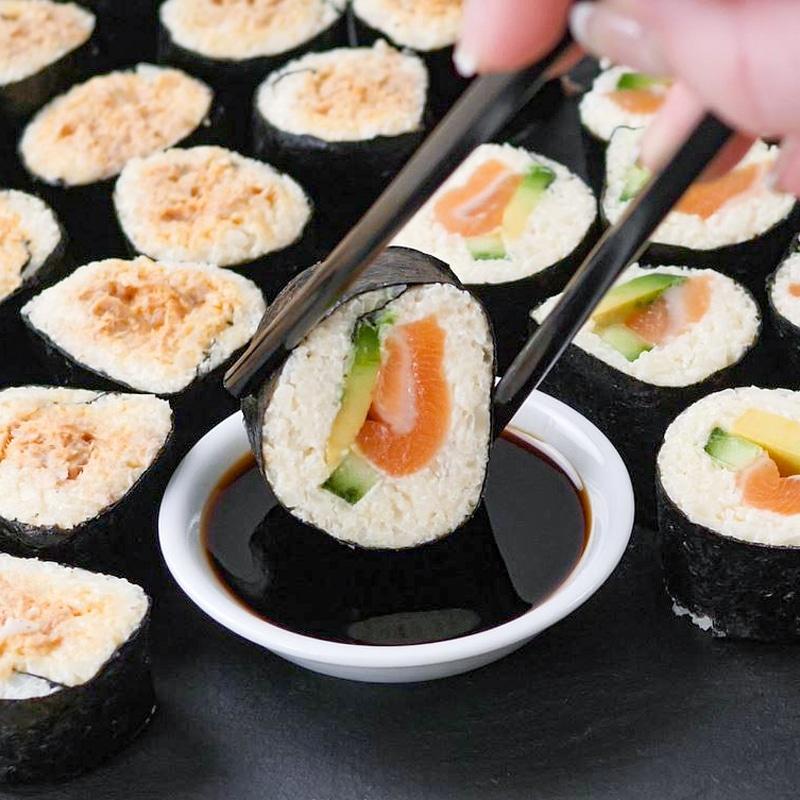 Keto Sushi Rolls