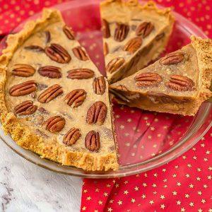 Tasty Keto Pecan Pie