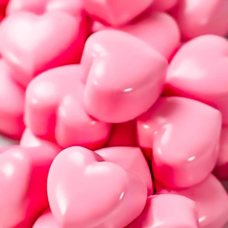 Raspberry Cream Fat Bombs