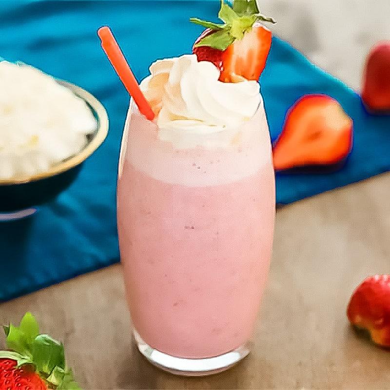 Keto Strawberry Smoothie Recipe