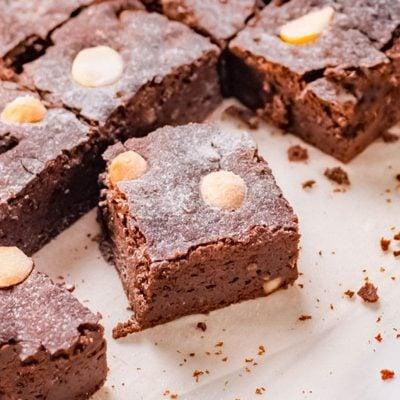 Keto Chocolate Brownies Recipe – Moist & Delicious