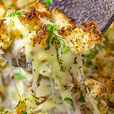 Keto Tuna Mornay Casserole Recipe – Easy & Creamy with 3 Cheeses