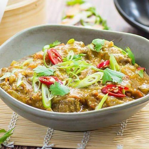 keto vindaloo curry