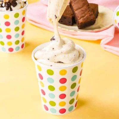 McDonalds McFlurry Recipe – Healthier Low Carb Keto-Version