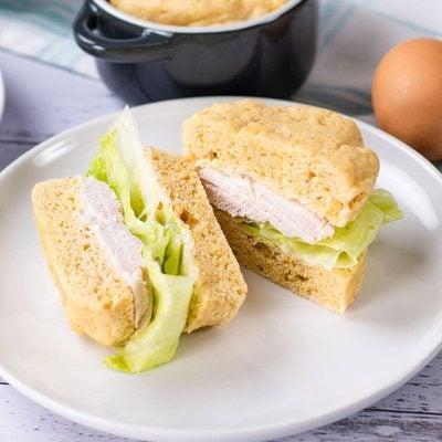 90 Second Quick Bread Recipe – English Muffin