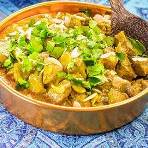 keto lamb curry recipe