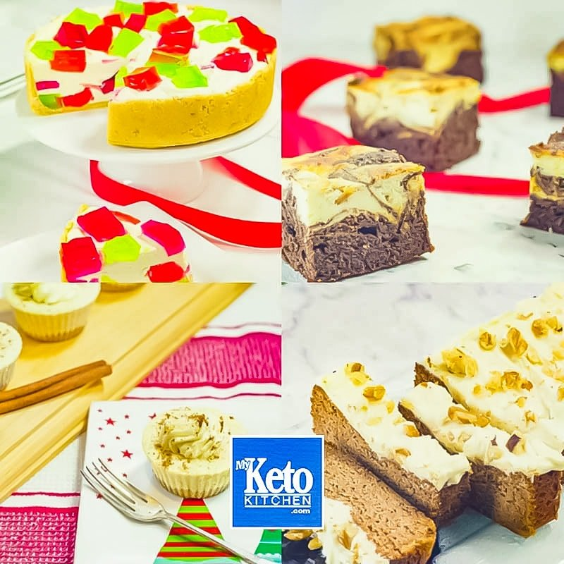 keto Christmas recipes Xmas 2020