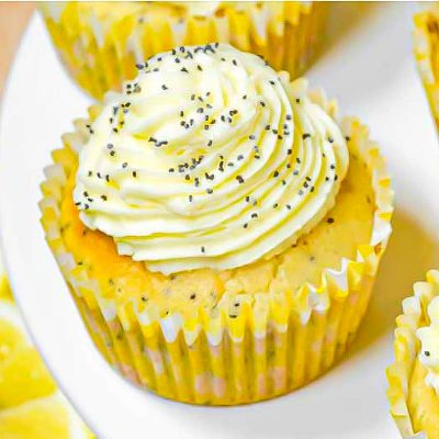 Keto Lemon Poppy Seed Muffins Recipe – Moist & Tasty