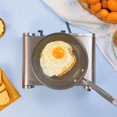 Tastiest Fried Eggs with Cheese Recipe – Super Easy
