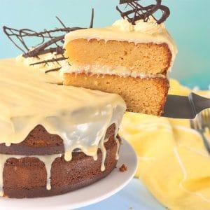 keto caramel mud cake r
