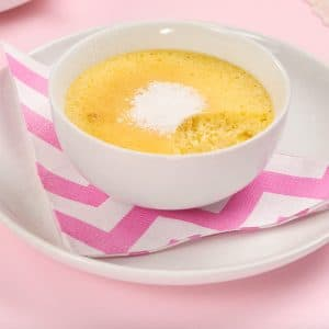keto lemon delicious recipe low carb dessert