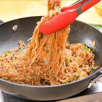 Keto Spicy Noodles Recipe