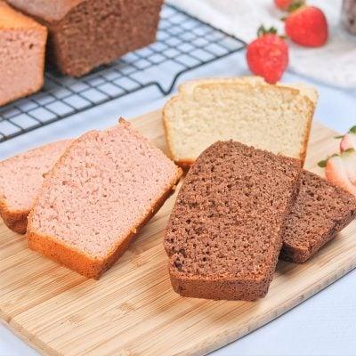Keto Ice Cream Bread Recipe – Easy & Delicious -Just 4 Ingredients