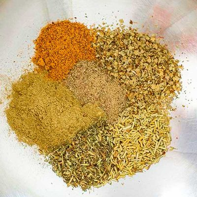 Chicken Seasoning Blend – Homemade with No Preservatives or Sugars