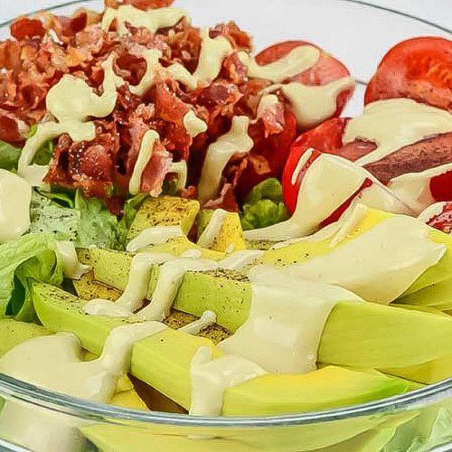 blt salad recipe with avocado
