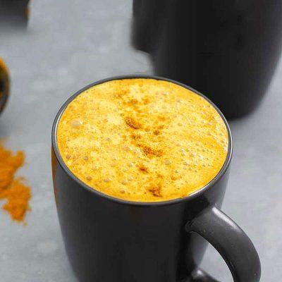 The Best Turmeric Golden Milk Recipe – Keto & Super Healthy!
