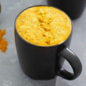 Healthy Golden Milk
